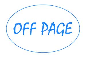 "Bulle ""off page"""