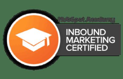 Mise en avant de la certification Hubspot